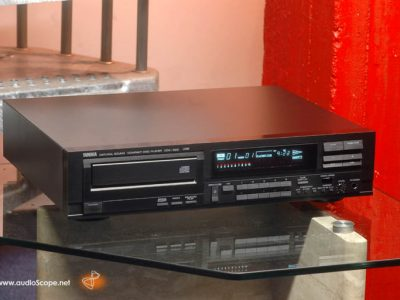Yamaha CD-X 900, from first owner, box!