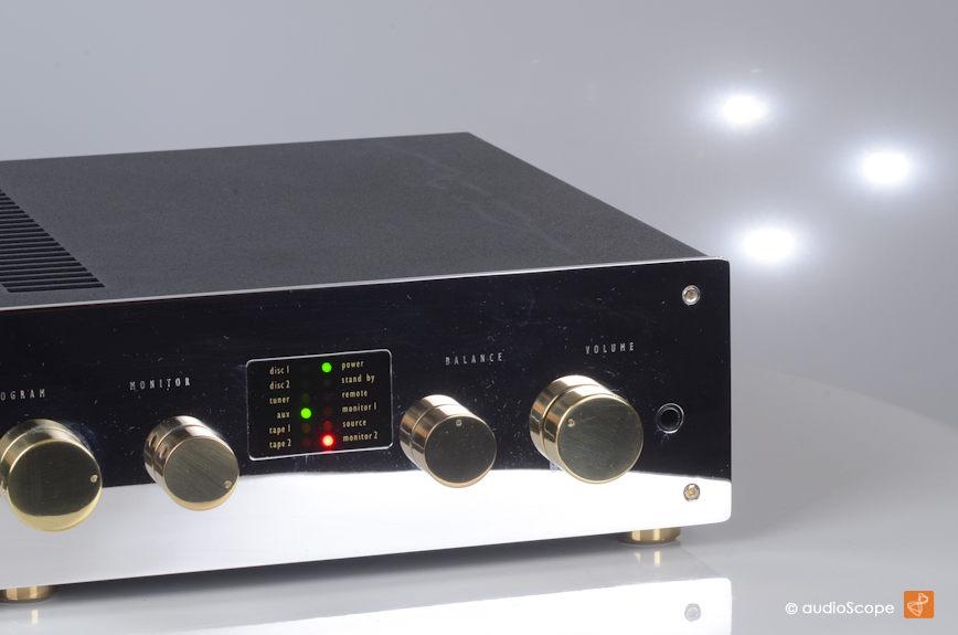 AVM Evolution A-1 Integrated Amp