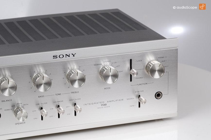 索尼 SONY TA-1130 功率放大器