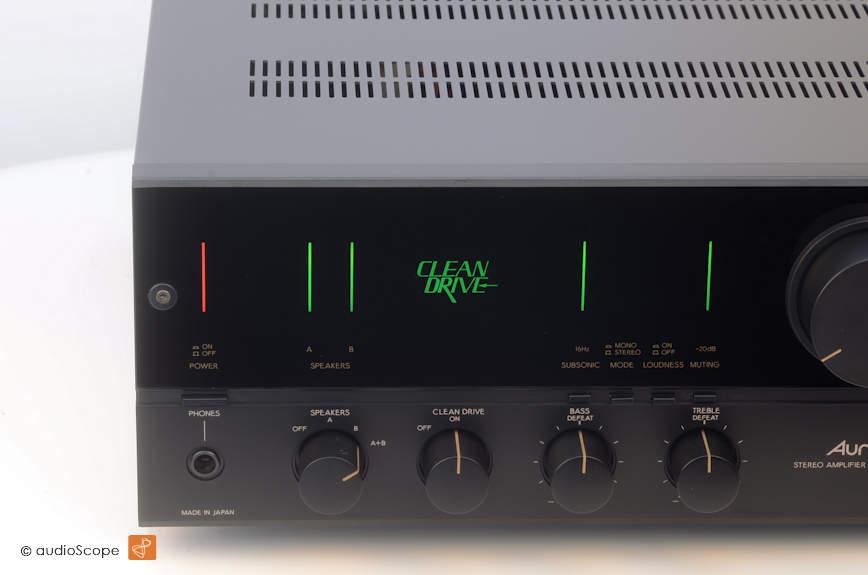Aurex SB-66 Integrated Amp