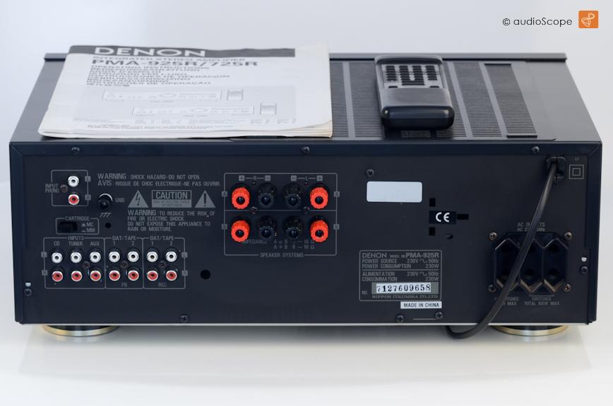 DENON PMA-925 R Integrated Amp