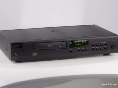 Arcam HDCD Cd Player Alpha 9