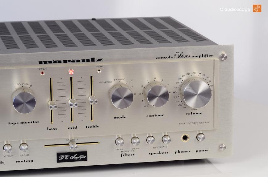 马兰士 Marantz 1180 DC Amplifier