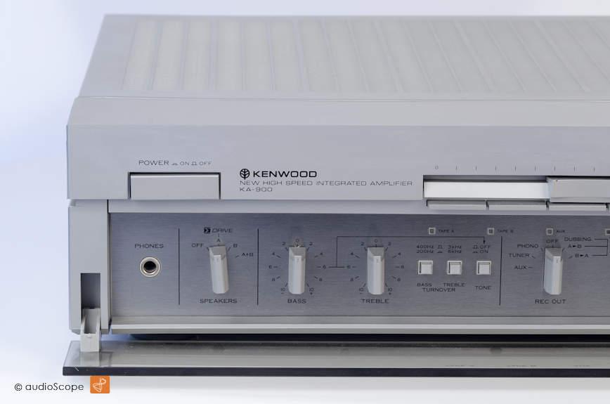 KENWOOD KA-900, mint