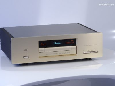 Accuphase DP-75, mint in box