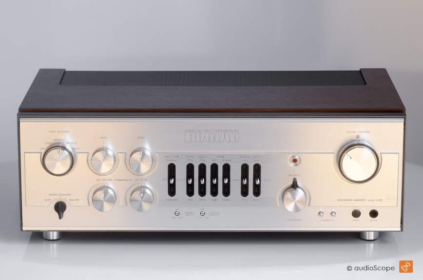 Luxman L-100 Integrated Amp, Rare