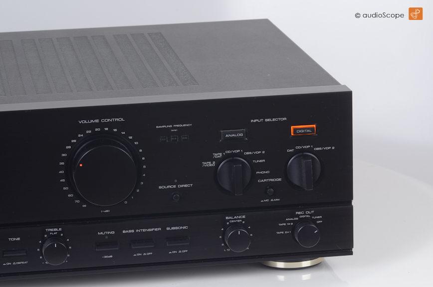 KENWOOD DA-9010 Digital Amplifier