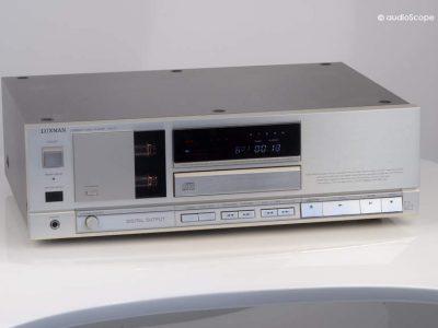 Luxman DZ-03 Tube CD-Player