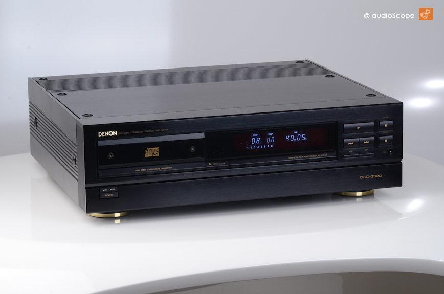 DENON DCD-3520