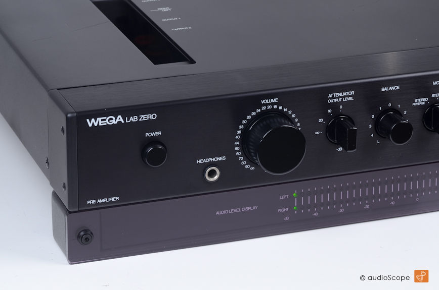 Wega Lab Zero Pre Amplifier No. 55