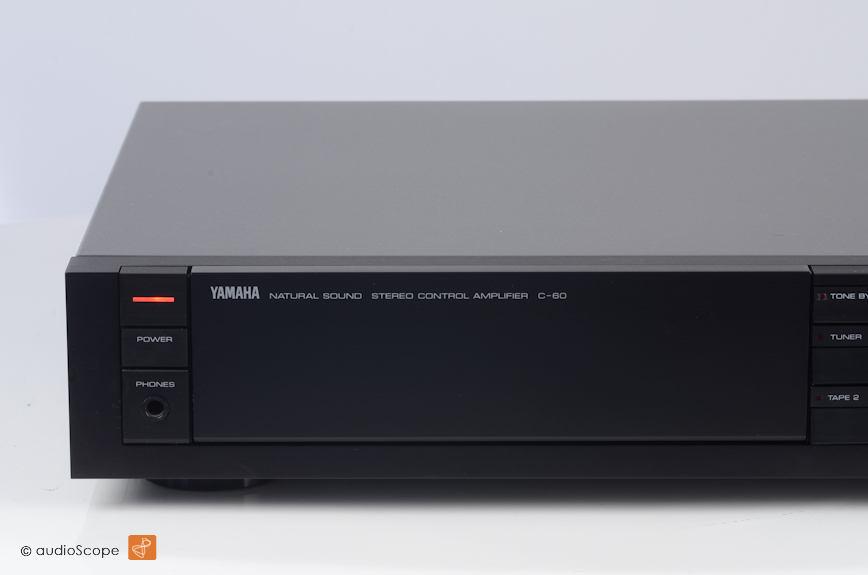 Yamaha C-60 Preamp