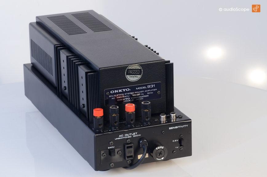 Onkyo Model 931
