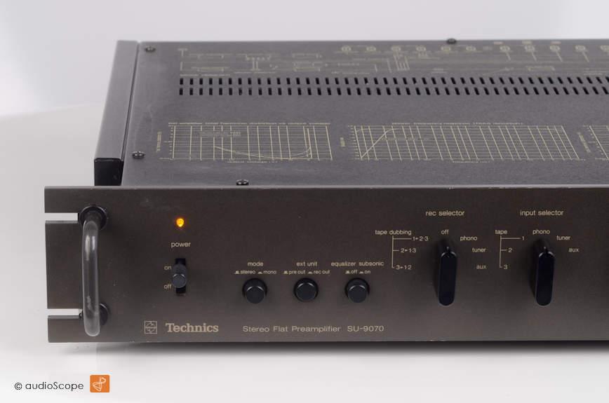 Technics SU-9070 Pre Amplifier