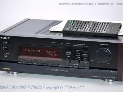 索尼 SONY TA-E2000ESD Hi-Fi 前级放大器