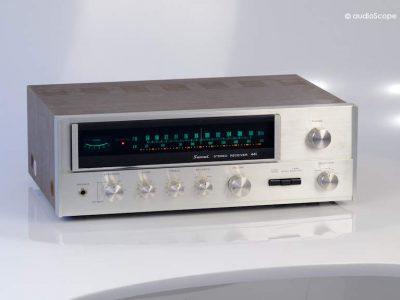 山水 SANSUI SR-441 收音机
