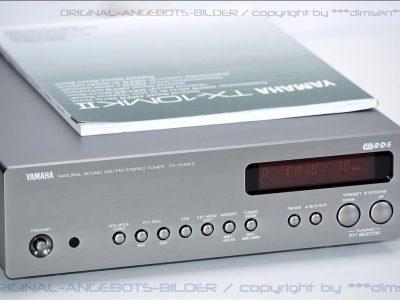 雅马哈 YAMAHA TX-10 MKII FM/AM 收音头