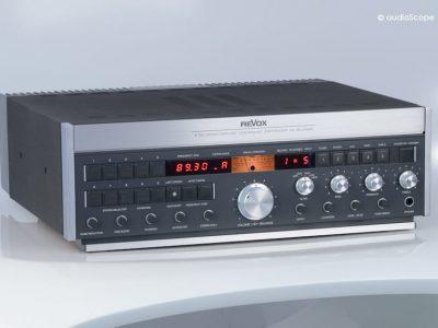 Revox B-780 收音机