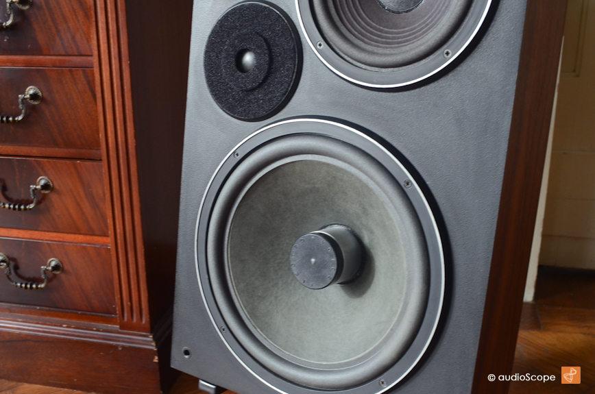 Electro Voice Interface α Alpha
