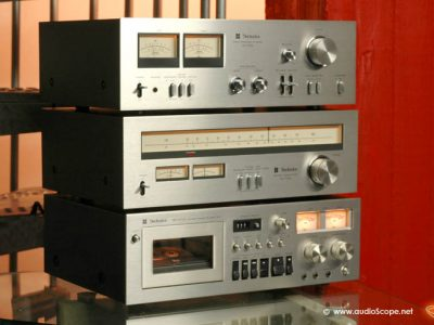 "Technics Stereo ""Klasik"""