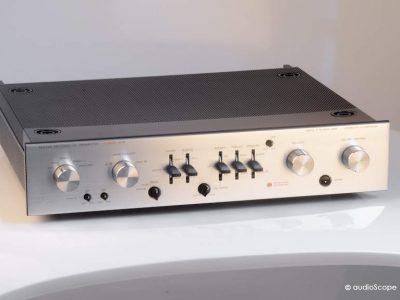 Luxman 5C50 Pre Amplifier Laboratory Reference Series