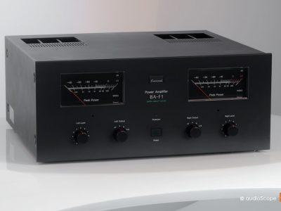 山水 SANSUI BA F1 power amp