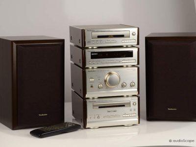 Technics Gold HD Series