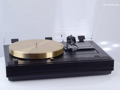 Thorens TD 521s Professional, SME 3009 III