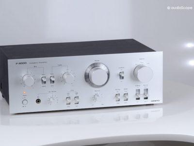 Onkyo P-8000 Pre Amp, mint