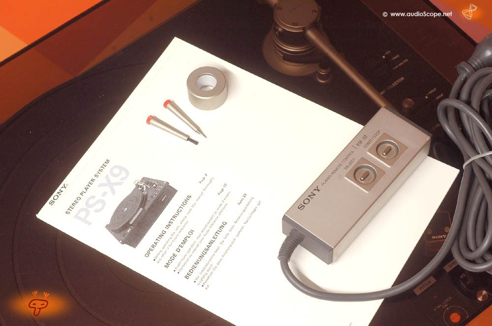索尼 SONY PS-X9