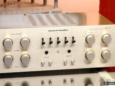 马兰士 Marantz SC 8 Pre Amp