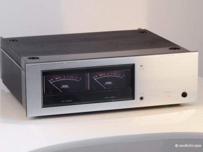 Luxman 5M21 Laboratory Reference 功放
