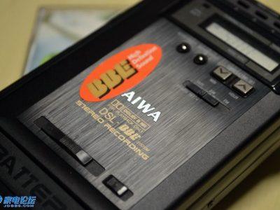 爱华 AIWA HS-J505 磁带随身听