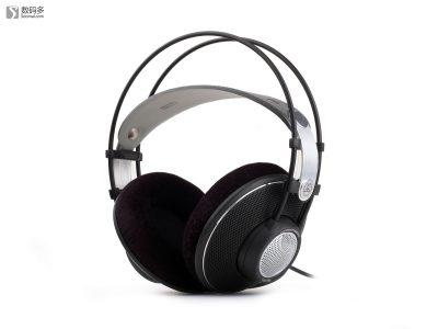 爱科技 AKG K612 PRO 头戴式耳机 图集[Soomal]