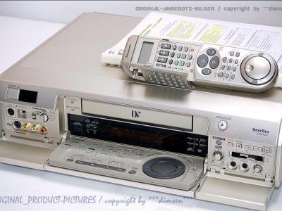 松下 PANASONIC NV-DV10000 Mini DV 高级录像机