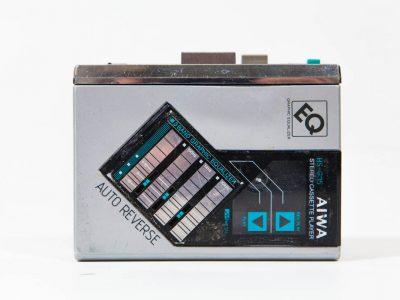 爱华 AIWA HS-G35 磁带随身听