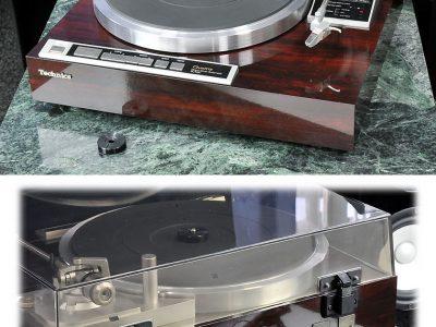 松下 Technics SL-MA1 黑胶唱机