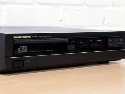 马兰士 MARANTZ CD-873 CD播放机