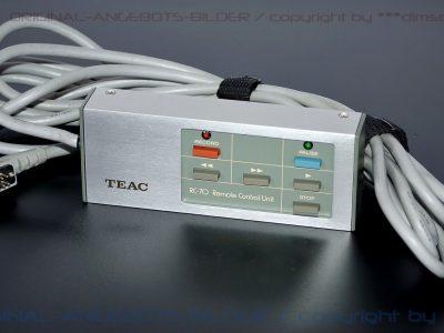 TEAC RC-70 线控 遥控器
