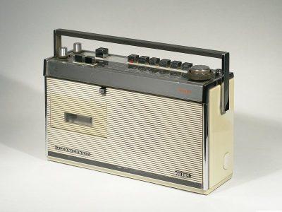 飞利浦 PHILIPS RR650 古董收录机