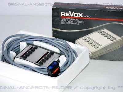 REVOX/STUDER A700 线控 遥控器