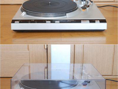 松下 Technics SL-3300 黑胶唱机