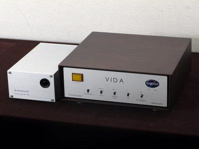 Aurorasound 唱放 + VIDA 唱头均衡器