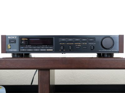 索尼 SONY SDP-777ES CD播放机