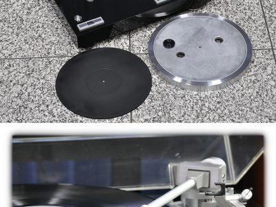 建伍 KENWOOD KP-770D 黑胶唱机