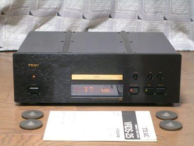 TEAC VRDS-25 高级CD播放机