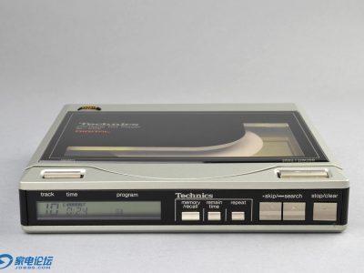 松下 Technics SL-XP5 CD随身听