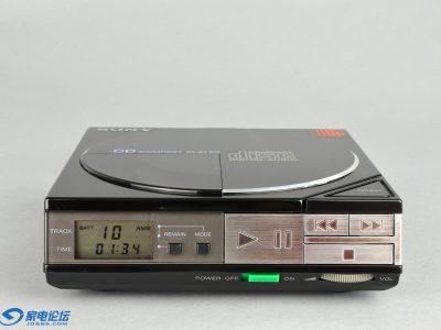 索尼 SONY D-5A CD随身听