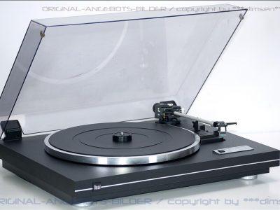DUAL CS455-1 黑胶唱机