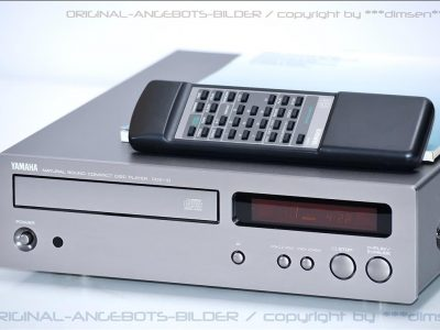 雅马哈 YAMAHA CDX-10 高级CD唱机