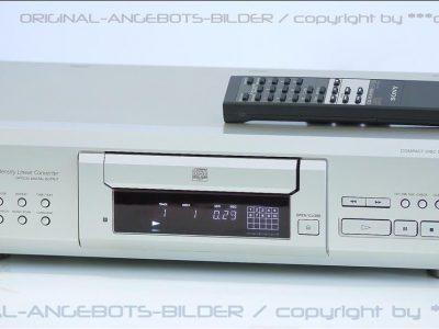 索尼 SONY CDP-XE530 CD 播放机
